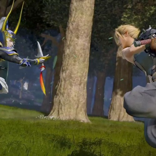 Dissidia: Final Fantasy gets a how-to-play video