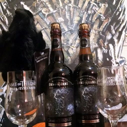 Game of Thrones beer: Three-Eyed Raven is dark, but the 'darkness will make you strong'