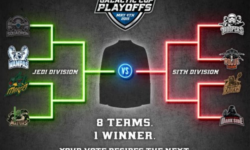 Geeky Jerseys announces Galactic Cup Playoffs Contest