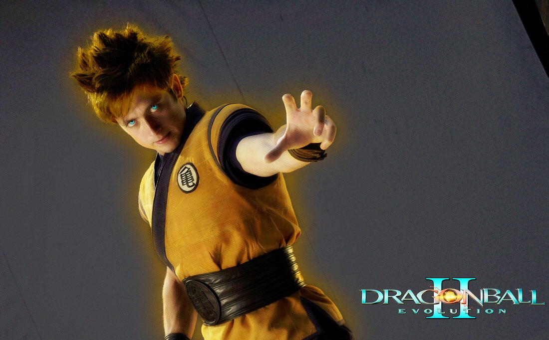 Fox announces Dragonball: Evolution 2 with production ... Justin Chatwin Goku