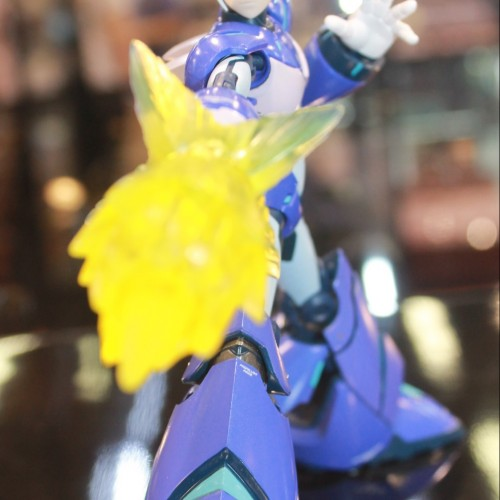 Better look at upcoming Mega Man X figure from TruForce Collectibles