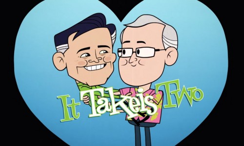 George Takei's 'It Takeis Two' episode 1 is now online