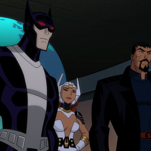 Justice League: Gods & Monsters trailer premieres