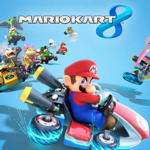 Mario Kart 8 is bringing the speed