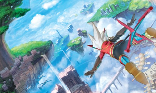 E3 2015: Rodea the Sky Soldier spreads its wings