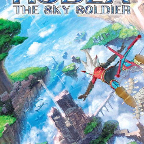 Rodea the Sky Soldier officially soars into stores this September