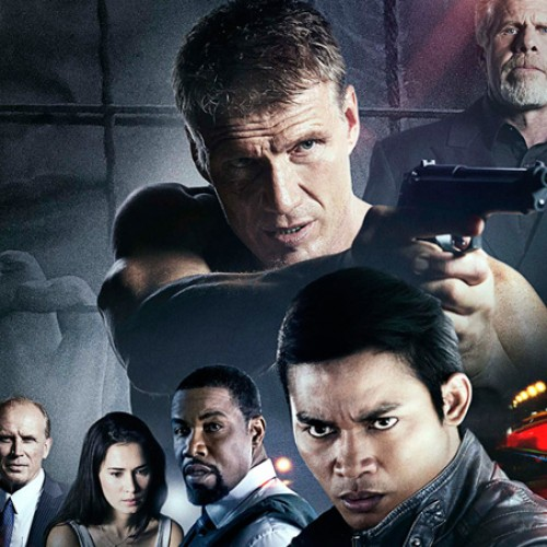 New Action clip from Dolph Lundgren and Tony Jaa's new film Skin Trade