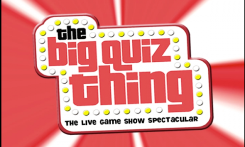 May the Fourth: Join The Big Quiz Thing