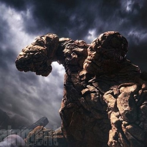 Another official look at The Thing from Fantastic Four