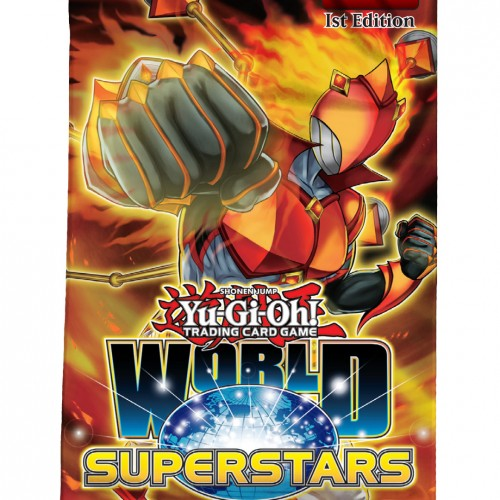 Yu-Gi-Oh! World Superstars releasing April 17