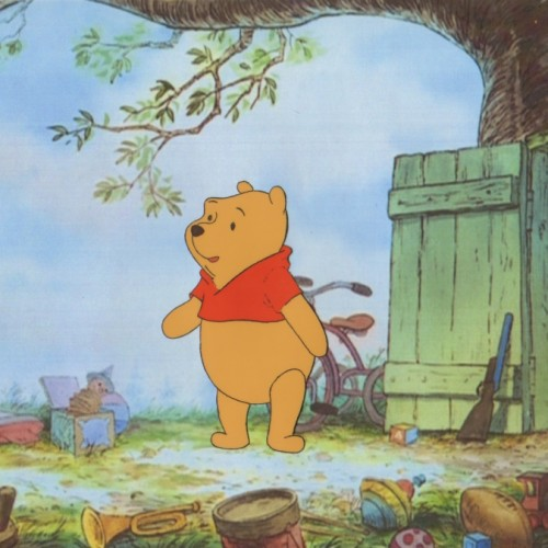Live-action Winnie the Pooh in development