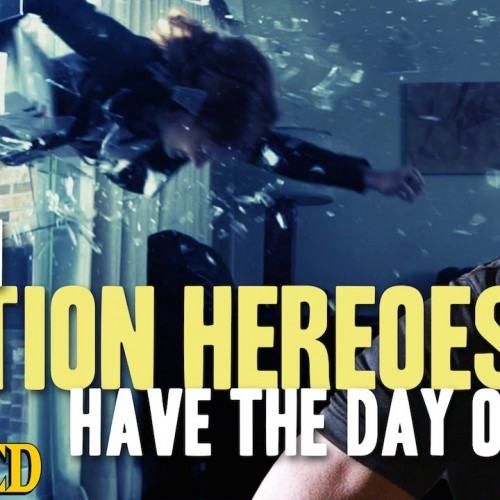 What action heroes do on their downtime