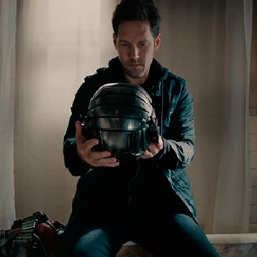 First clip for Marvel's Ant-Man has Paul Rudd discovering the suit