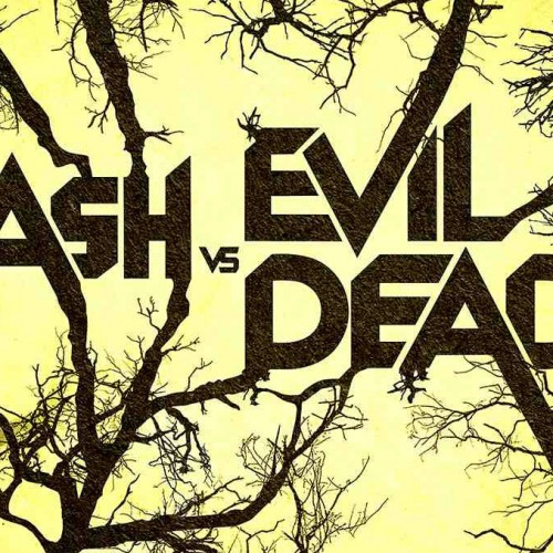New Ash vs Evil Dead image features Bruce Campbell and his mighty chainsaw