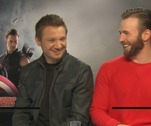 avengers age of ultron chris evans jeremy renner interview digital spy