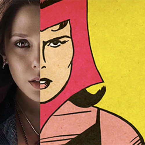 Avengers: Age of Ultron gets a then and now artwork