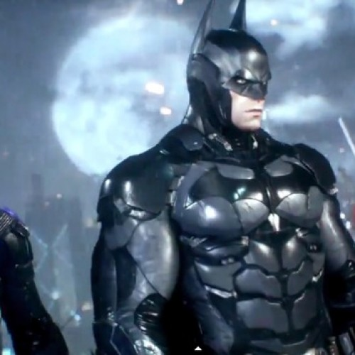Nightwing and Robin will fight alongside you in new Batman: Arkham Knight trailer