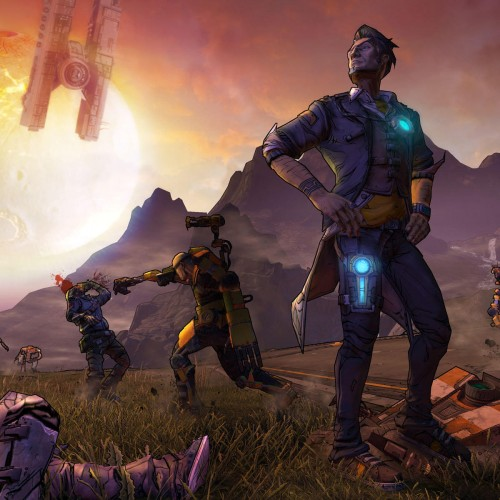 Borderlands creator quits Gearbox