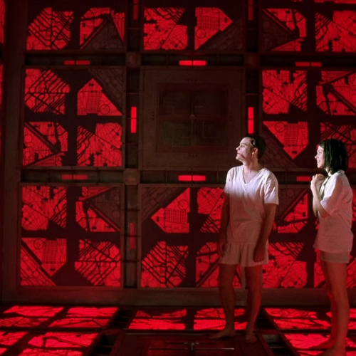Cube, the cult sci-fi movie, is getting a remake