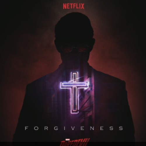 New Daredevil motion poster wants forgiveness