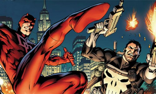 Marvel's Joe Quesada says Punisher and Daredevil on the same screen is going to be epic