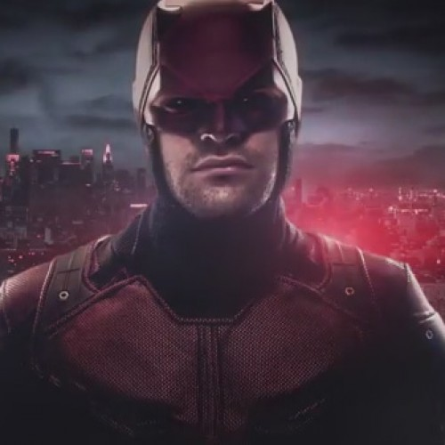 Marvel officially reveals Daredevil's red suit