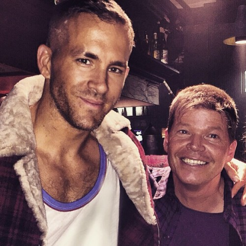 Deadpool creator Rob Liefeld says movie will be a 'cinematic comic book experience'
