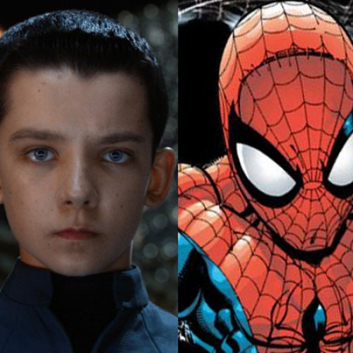 Looks like we may be getting Asa Butterfield as Spider-Man after all? (update)