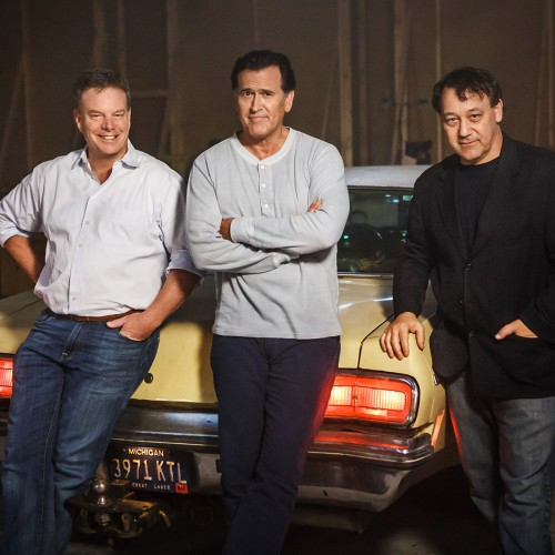 Ash vs Evil Dead series begins production this month