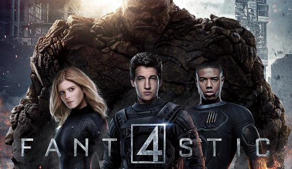 New Fantastic Four stills feature Dr  Doom, Human Torch and