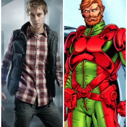 Arthur Darvill set to play Rip Hunter in Arrow/The Flash spinoff
