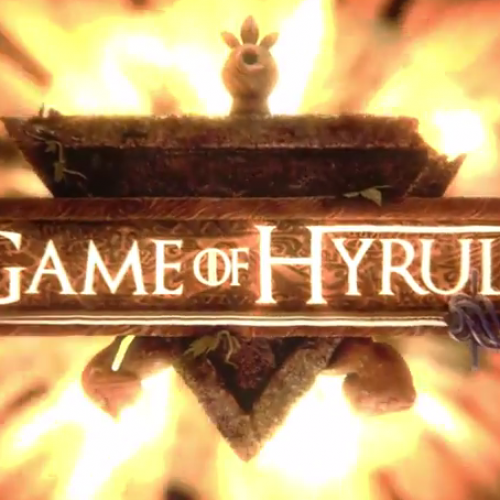 Game of Hyrule: Legend of Zelda gets a Game of Thrones opening