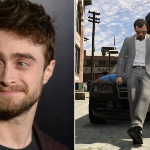 Daniel Radcliffe will star in GTA drama show for the BBC