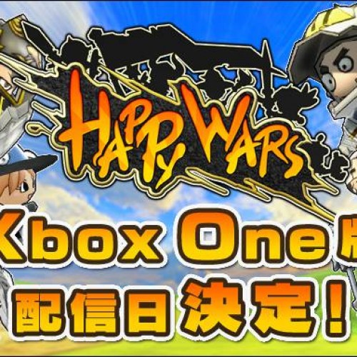 Happy Wars coming to Xbox One friday, no cross-platform