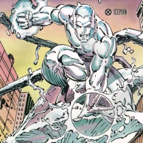 X-Men's Iceman will be 'gay' in the comics