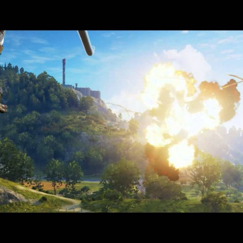 Just Cause 3 gameplay reveal trailer