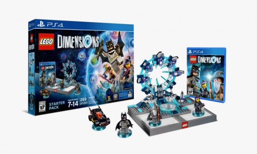 LEGO joins Skylanders and Disney Infinity with Dimensions