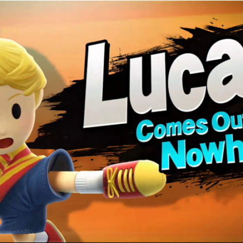 Lucas returns to battle in Super Smash Bros this June