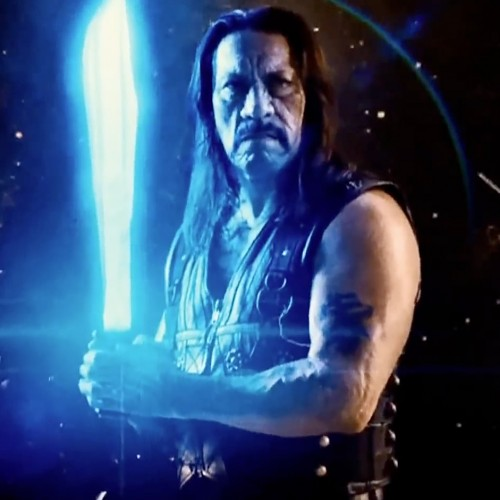 Danny Trejo's Machete Kills Again… in Space is becoming a movie