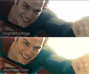 man of steel color