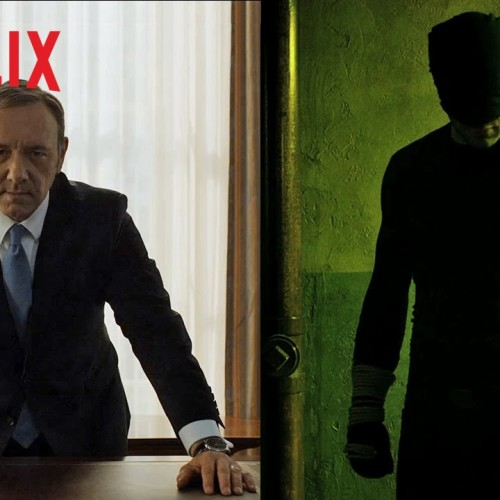 Kevin Spacey and Charlie Cox interview each other on Daredevil and House of Cards
