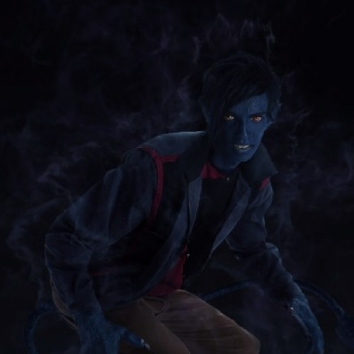 First glimpse at Kodi Smit-McPhee's Nightcrawler in X-Men: Apocalypse