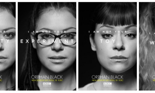 Orphan Black: Project LEDA get their own posters