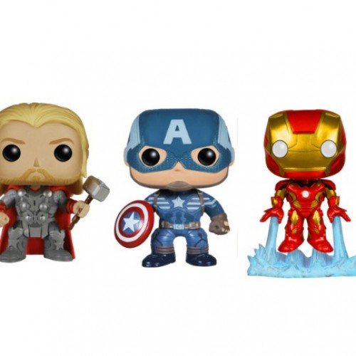 Giveaway – Avengers: Age of Ultron Pop! Vinyl Figures