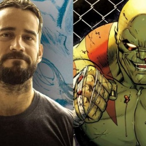 CM Punk to write Drax The Destroyer solo comic