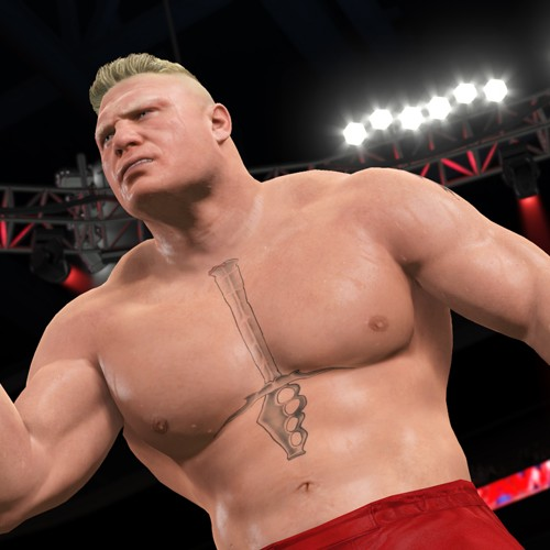 WWE 2K16 will have largest roster in franchise history