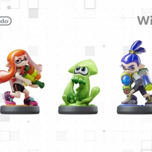 Super Smash Bros. wave 4 Amiibo coming May 29