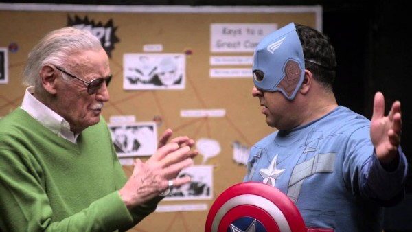 stan lee cameo acting