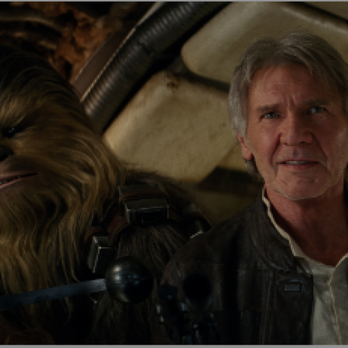 Nerd Wars #40: Chewie, We're Home