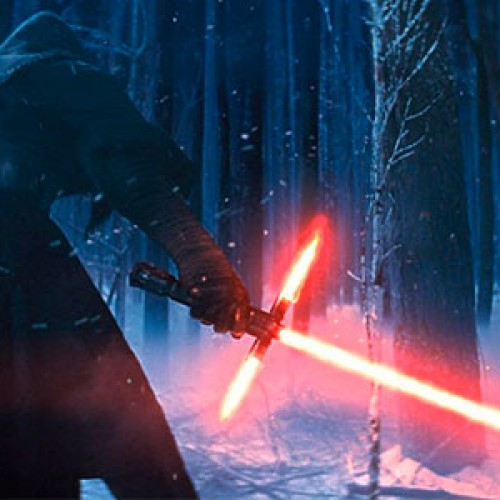Kylo Ren surfaces in new Star Wars: The Force Awakens promos?